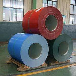 Popular color painted aluminum coil