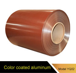 Color coated aluminum coil&sheet